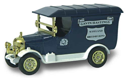 Hastings, Gavin die cast with genuine autograph